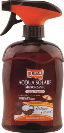 Спрей для загара Delice Solaire с ароматом кокоса