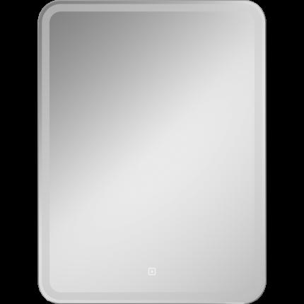 """Зеркало-шкаф Континент """"Elliott LED"""" 600х800 левосторонний с розеткой/ЗЛП961"""