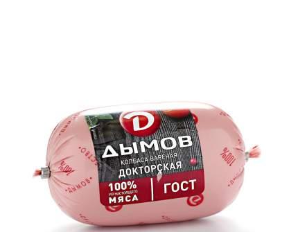 Колбаса ДЫМОВ Докторская Гост вареная 500 г