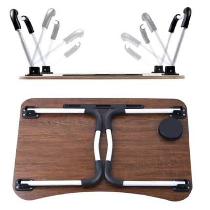 Столик-подставка для завтрака, ноутбука, планшета Home Comfort Good Morning, салатовый