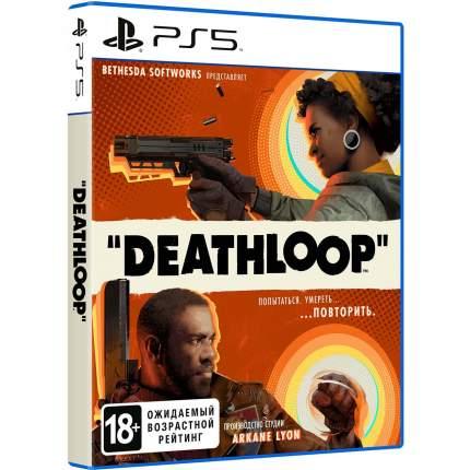 Игра Deathloop для PlayStation 5