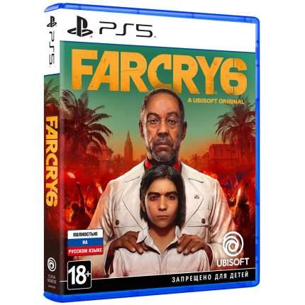 Игра Far Cry 6 для PlayStation 5