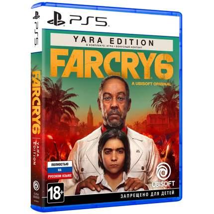Игра Far Cry 6 Yara Edition для PlayStation 5