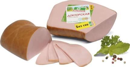 Колбаса Велком Докторская вареная в натуральной оболочке ~550 г