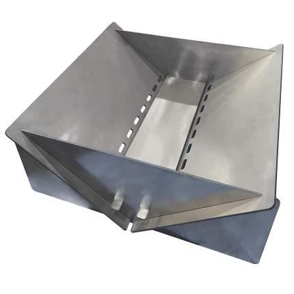 Очаг для костра/мангал Lazer Metal lzm firepit 430
