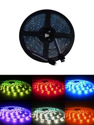 Светодиодная лента SMD 5050, 30 LED, 12 В, 7.2 Вт, 10-12 лм, IP65, RGB, 5 м., 5 шт.