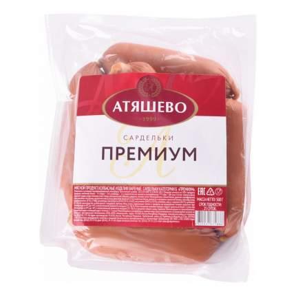 Сардельки Атяшево Премиум 500 г