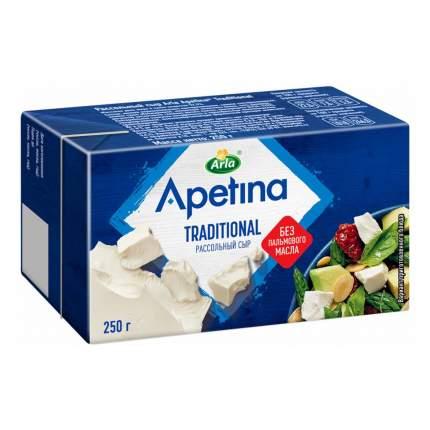 Сыр Arla Apetina Traditional 52,5% бзмж 250 г