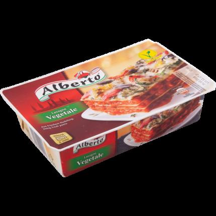 Лазанья Alberto овощи гриль с сыром