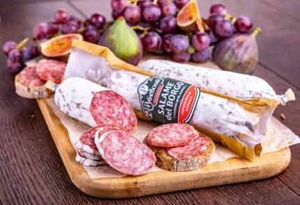 Колбаса Рублевский Салями дель Борго сыровяленая 150 г