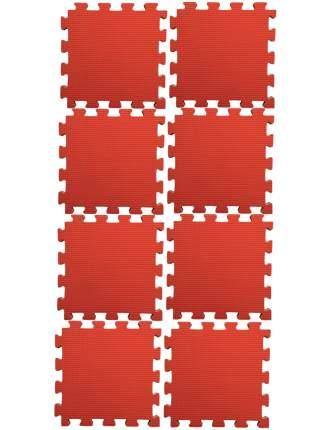 Будо-мат Kampfer №8 (красный)