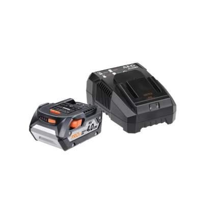 Набор аккумулятор и зарядное устройство 18В AEG 4932464983