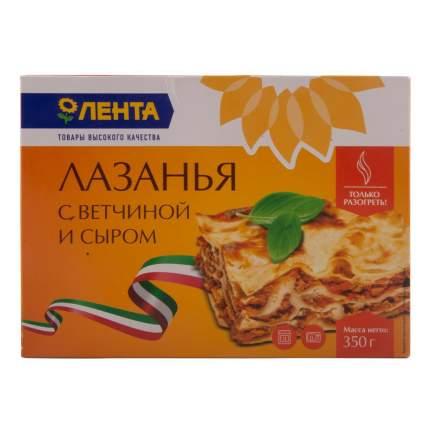 Лазанья Лента с ветчиной и сыром 350 г