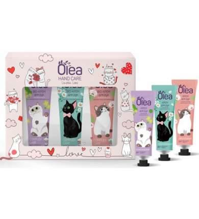 Подарочный набор Olea Hand Care 2 Крем для рук 30 мл х 3 шт