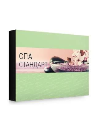 Подарочный сертификат Впечатления в подарок (Спа стандарт) KupitPodarok