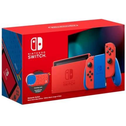 Игровая консоль Nintendo Switch. Особое издание Марио