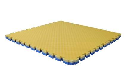 Будо-мат ППЭ-2040 1x1м сине-желтый DFC 12284