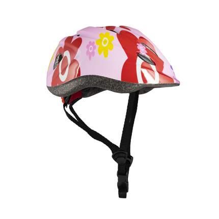 Шлем Детский MAXISCOO Размер S, Розовый с Рисунком