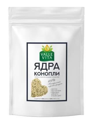 """Ядра конопли пищевые очищенные """"Valle Vita"""" 200 гр."""