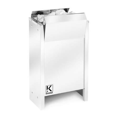 Электрическая печь для бани Karina Lite 8 mini Li-8-220 с пультом ДУ