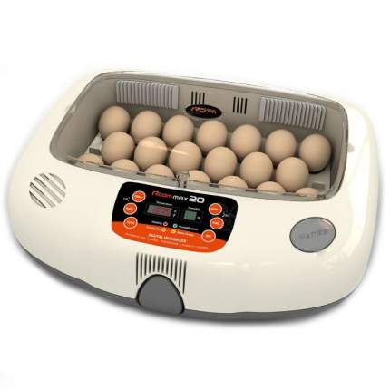 Инкубатор ручной Rcom 20 MAX на 20 яиц