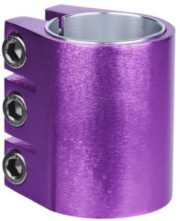 Зажим для трюкового самоката Xaos Be-3 Purple