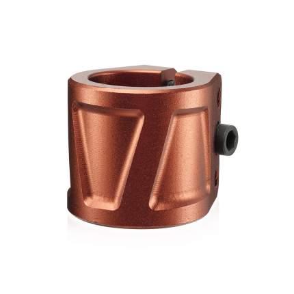 Хомут Fox Pro Fox Gh Ihc D 31.8mm, 3 Bolt Brown, коричневый