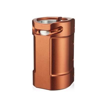 Хомут Fox Pro Fox Nx Scs D 31.8/34.9mm, 4 Bolt Brown, коричневый