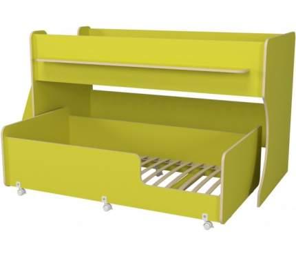 Капризун кровати Двухъярусная кровать Р444 Капризун 7 лайм