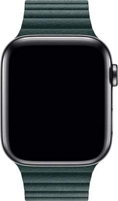 Чехол для смарт-часов Eva для Apple Watch 38/40mm Темно-Зеленый (AVA008GR)