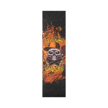 Шкурка Fox Pro Fox #9 Bigboy, 560*150mm, Black, черный