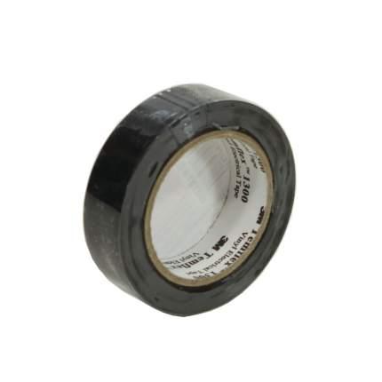 Набор изолент 3M TEMFLEX 1300, рулон 15мм x 10м 10 шт., TEMFLEX 1300 BLACK 15MM-10