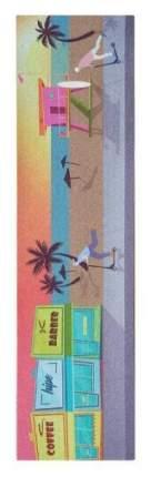 Шкурка Hipe Miami 2021 размер 560х150 мм, цветная