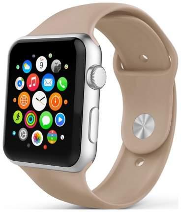 Чехол для смарт-часов Eva для Apple Watch 42/44 mm Грецкий орех (AWA001WN)