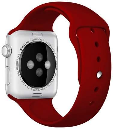 Чехол для смарт-часов Eva для Apple Watch 42/44 mm Красное Вино (AWA001WR)