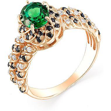 Кольцо женское Magic Stones 01-1-950 р.17