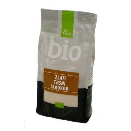Сахар тростниковый коричневый био bufo eko 2 пачки по 500 граммов