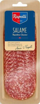 Колбаса Rapelli Салями Милано Рапеллино сыровяленая нарезка 80 г