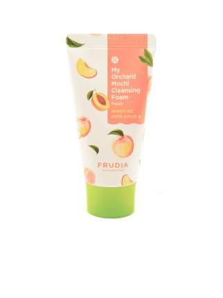 Пенка-моти очищающая c персиком мини Frudia My Orchard Peach Mochi Cleansing Foam mini
