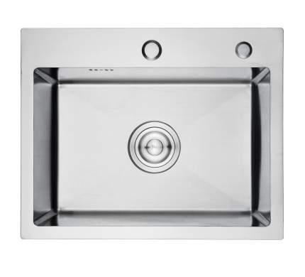 Кухонная мойка из нержавеющей стали Gerhans RK35044 Прямоугольная Нержавейка