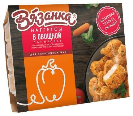 Наггетсы куриные Вязанка в овощной панировке 250 г