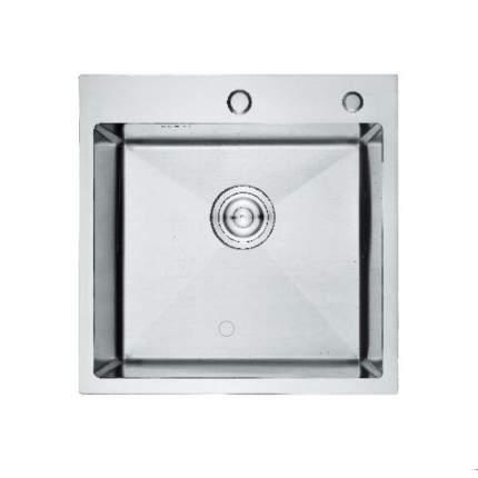 Кухонная мойка Gerhans K35050 из нержавеющей стали