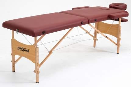 Массажный стол складной Proxima Parma 60 beige