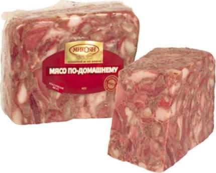 Деликатес Микоян Мясо по-домашнему