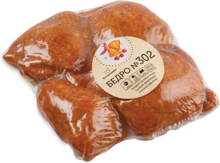 Бедро цыпленка-бройлера Пестречинка копчено-вареное ~1 кг