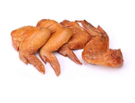 Крылья птицы Калинка варено-копченые 1 кг