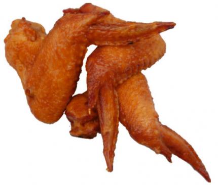 Крыло цыпленка-бройлера Линда копчено-вареное охлажденное ~1 кг