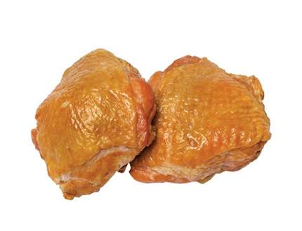 Бедро птицы Калинка варено-копченое ~ 1 кг