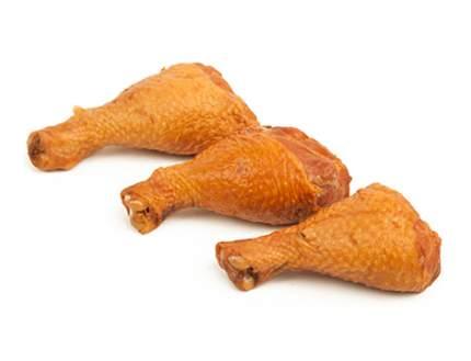 Голень птицы Калинка варено-копченая ~ 1 кг