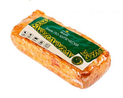 Хлеб Пестречинка По-купечески халяль ~ 1 кг